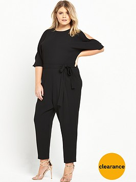 ri-plus-cold-shoulder-jumpsuit