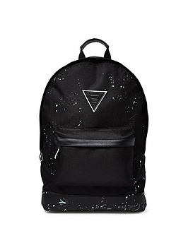 river-island-paint-splat-nylon-rucksack