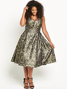 chi-chi-london-curve-embroidered-midi-dress-metallic