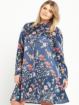 alice-you-alice-amp-you-printed-shirt-dress