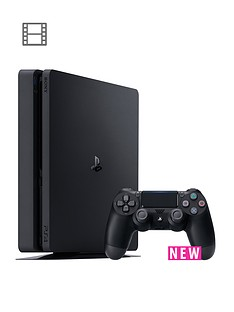 playstation-4-slim-500gb-console-with-optional-extra-controller-andor-12-months-playstation-network