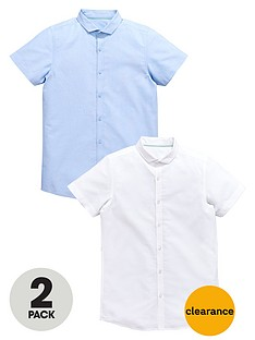v-by-very-boys-oxford-short-sleeve-shirts-2-pack
