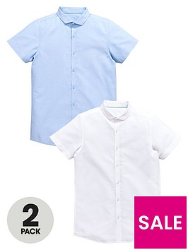 v-by-very-boys-oxford-short-sleeve-shirts-2-pack