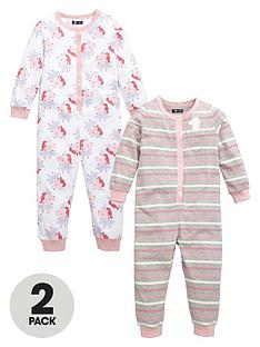 mini-v-by-very-girls-cute-unicorn-sleepsuitsnbsp2-pack