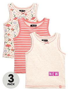 mini-v-by-very-girls-floral-stripe-and-marl-vests-3-pack