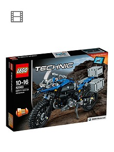 LEGO Technic 42063BMW R 1200 GS AdventureMotorbike