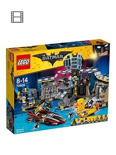 LEGO The Batman Movie 70909Batcave Break-in