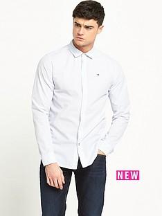 hilfiger-denim-stripe-long-sleeved-shirt