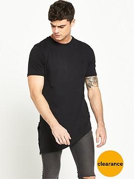 criminal-damage-mercer-longline-tshirt