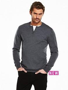 v-by-very-merino-zip-neck-jumper