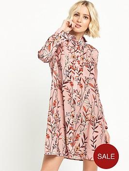 glamorous-shirt-dress