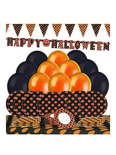 dotty-halloween-tableware-amp-decoration-kit