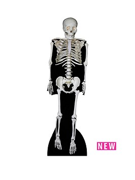 skeleton-186cm-cardboard-cutout