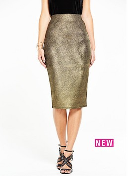 v-by-very-metallic-foil-ribbed-midi-skirtnbsp