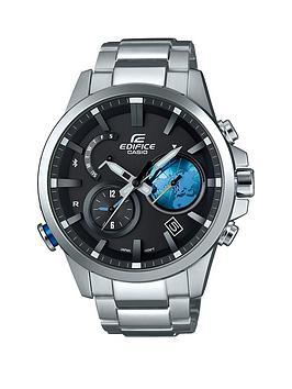 casio-casio-edifice-black-moving-globe-dial-stainless-steel-bracelet-mens-watch