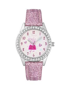 peppa-pig-peppa-dial-pink-glitter-kids-watch