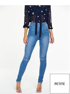 v-by-very-petite-addison-high-waist-slash-knee-super-skinny