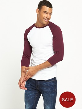 river-island-muscle-fit-raglan-tshirt