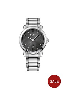 hugo-boss-black-dial-classic-stainless-steel-mens-watchnbsp1513398