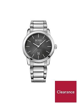hugo-boss-black-dial-classic-stainless-steel-mens-watchnbsp1513398