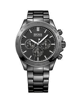 hugo-boss-black-hugo-boss-boss-black-ikon-blue-chronograph-dial-two-tone-stainless-steel-mens-watch