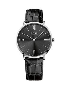 hugo-boss-black-hugo-boss-boss-black-jackson-black-dial-black-leather-strap-mens-watch