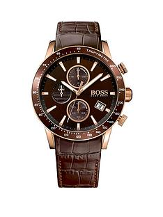 boss-rafalenbspchronograph-dial-brownnbspleather-strap-mens-watch