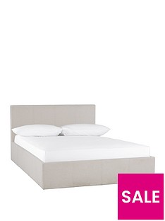 christie-fabric-lift-up-storage-bed-frame-with-mattress-options-buy-and-save