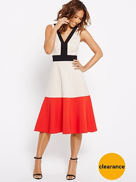 myleene-klass-colour-block-full-circle-dress