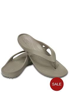 crocs-kadeenbspii-flip-platinumnbsp