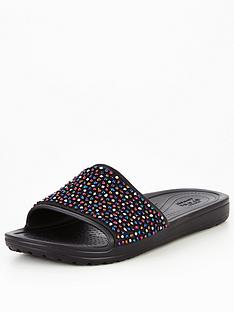 crocs-sloane-embellished-slide