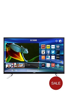 Luxor 43 inch 4K Ultra HD, Smart TV