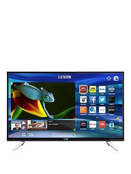 Luxor 50Inch 4K Smart Tv