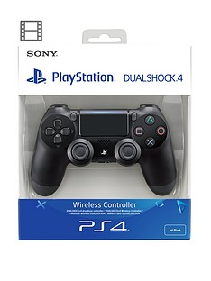 Playstation 4 DualShock 4 Wireless Controller V2 – Black