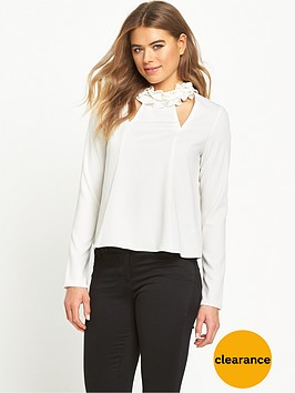 lost-ink-frill-neck-top-with