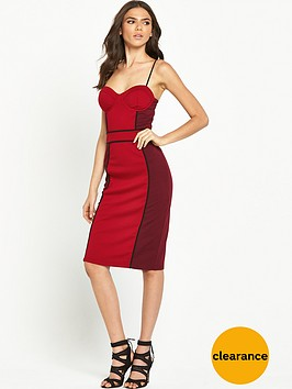 lost-ink-lost-ink-peta-colour-block-strappy-bodycon