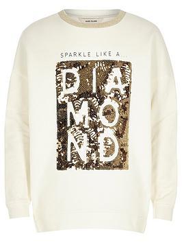 river-island-girls-white-sequin-word-sweatshirt