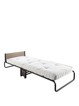 Jaybe Revolution Folding Single Bed With Pocket Sprung Mattress – Bedframe And Mattress
