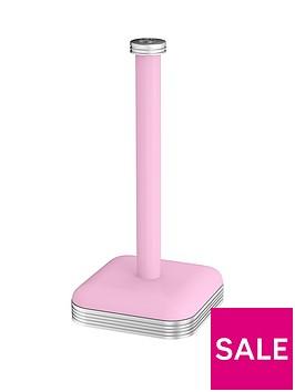 swan-retro-kitchen-towel-holder-ndash-pink