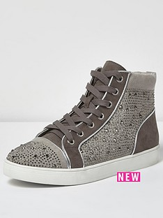 river-island-rufus-embellished-high-top-trainer-grey