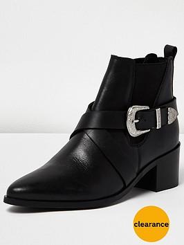 river-island-hamley-western-boot-black
