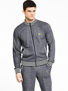emporio-armani-blue-terry-zip-thru