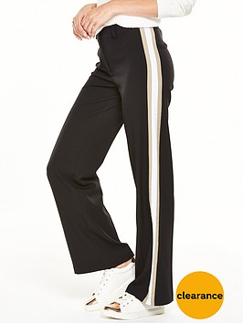 v-by-very-side-stripe-wide-leg-trouser