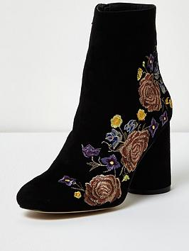 river-island-embroidered-smart-ankle-boot-black
