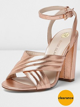 river-island-quilted-cross-strap-block-heel-sandal
