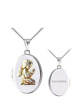 sterling-silver-and-yellow-rhodium-guardian-angel-locket