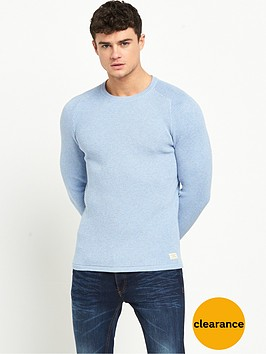 selected-homme-heritage-casper-crew-neck-sw