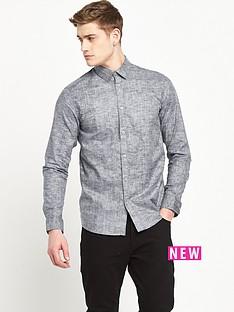 selected-homme-oscar-long-sleeve-shirt