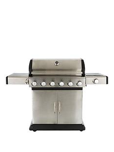 premium-6-burner-with-side-burner-amp-cooking-grill-system-bbq
