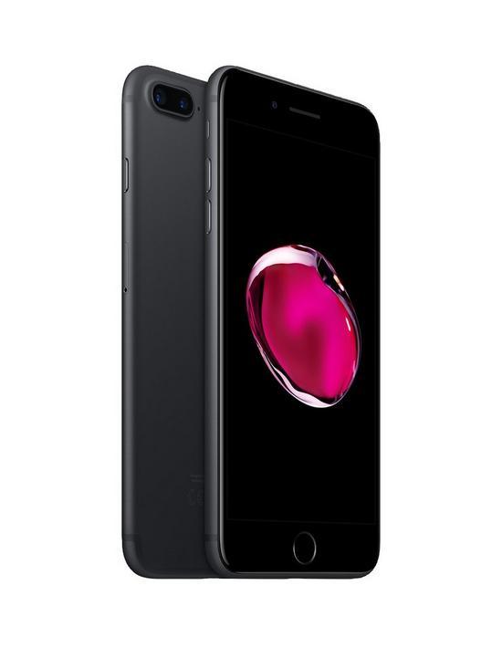 iPhone 7 Plus, 128Gb - Black